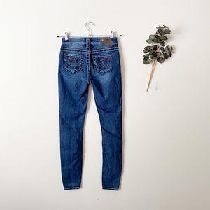 Silver Jeans Suki Jegging Size 25